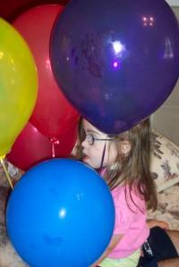 Julianna balloons