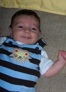 Nicholas smile