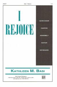 I Rejoice cover
