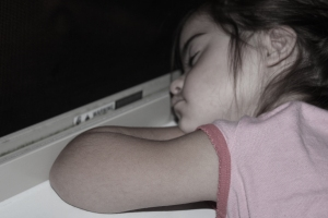 Asleep in the window 2