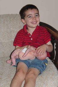 Nicholas nursing small