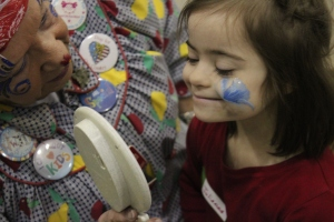 Julianna face paint 1