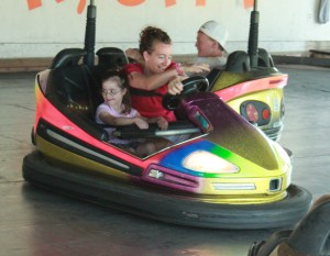 K and J bumper car