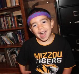Nicholas headband