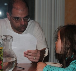 Homework with Daddy-2