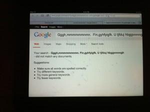 Michael's web search
