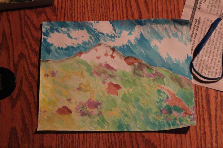 mountain small