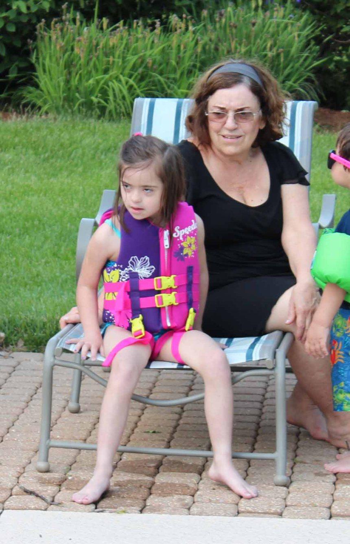 Grandma and Julianna