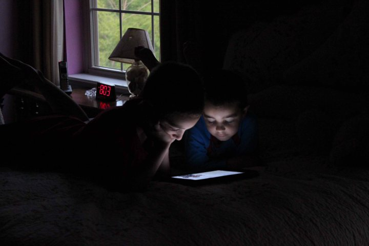Reading books on MyOn