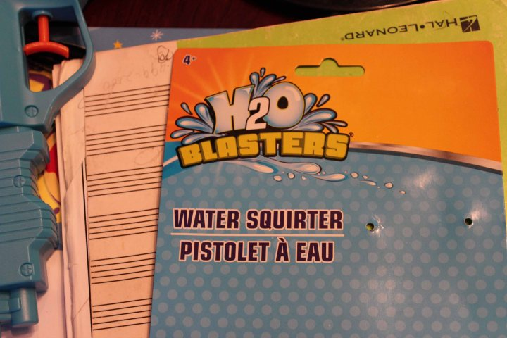 "Really? Just because you call it a ""squirter"" doesn't mean anyone in the entire universe is going to see it as anything other than a gun. Seriously, people."
