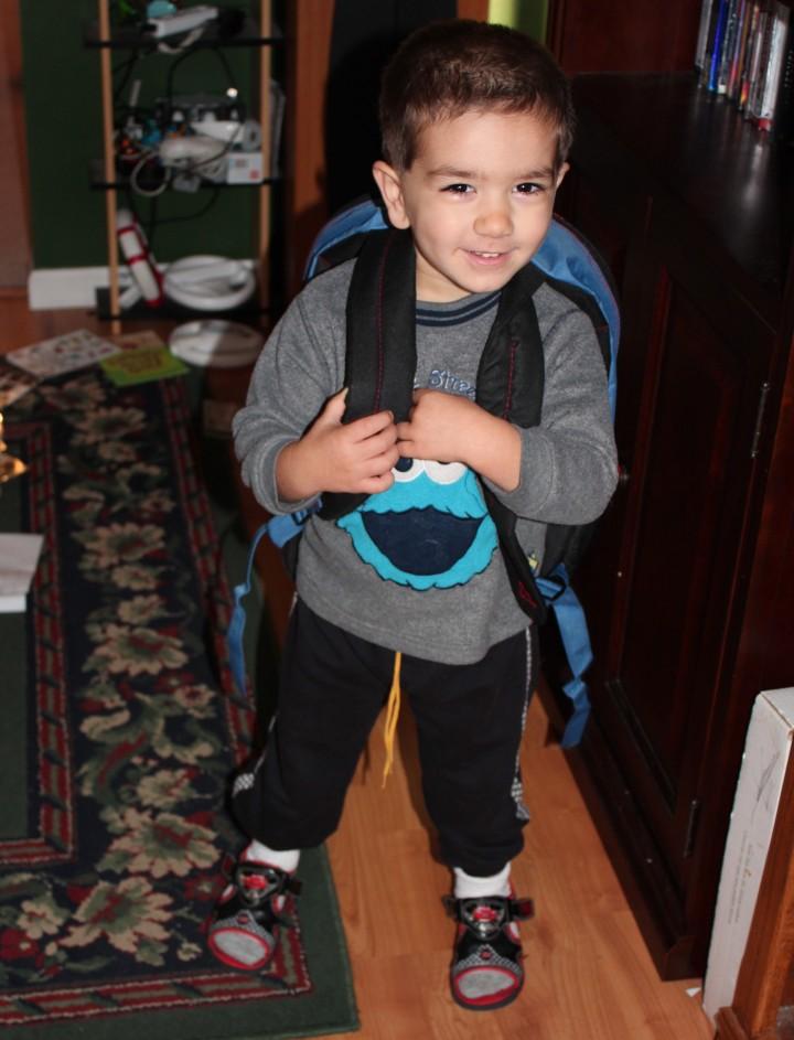 Michael backpack