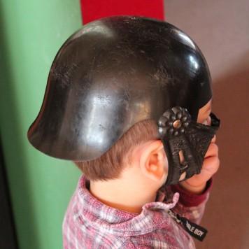 Michael Darth Vader helmet B