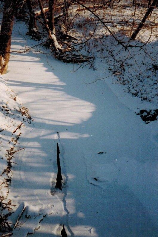 Creek Iowa 1998