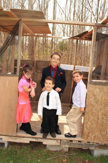 Kids Easter