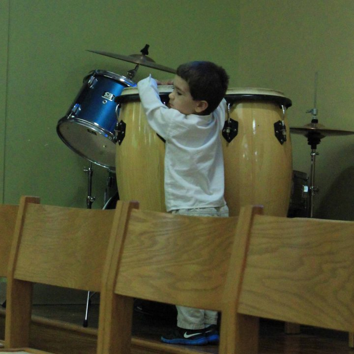 Michael drummer