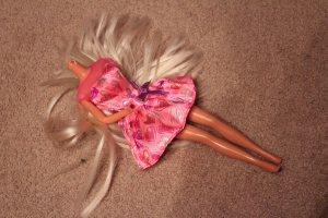 Headless Barbie