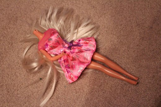 Headless Barbie