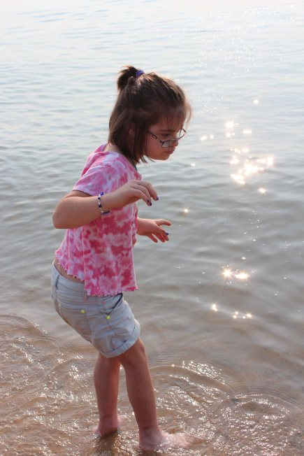 Blog-Lake MI sparkle