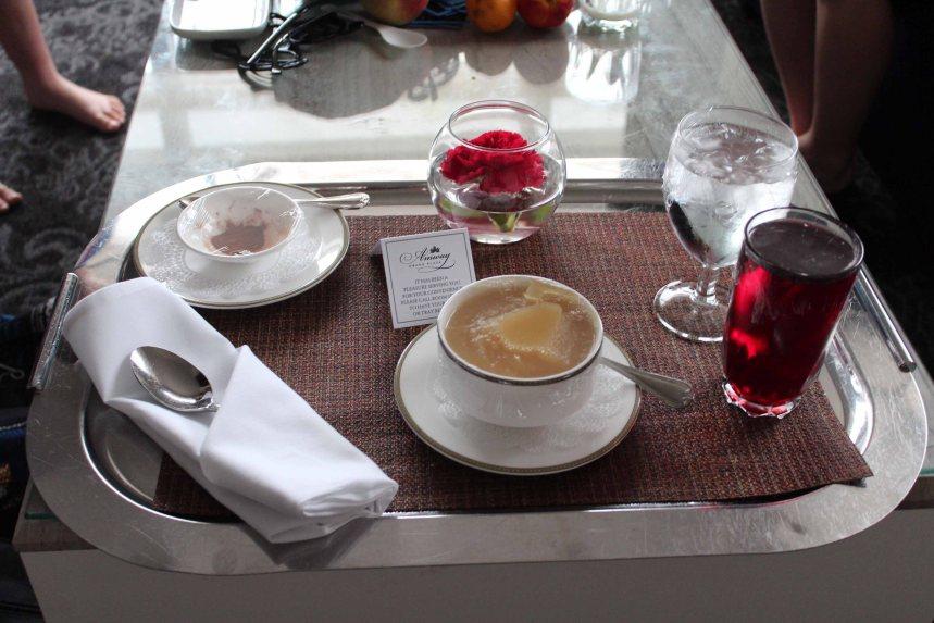Blog-room service