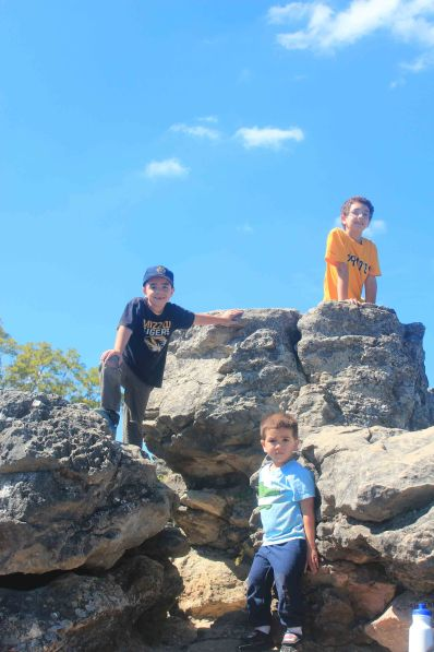 Boys Pinnacles