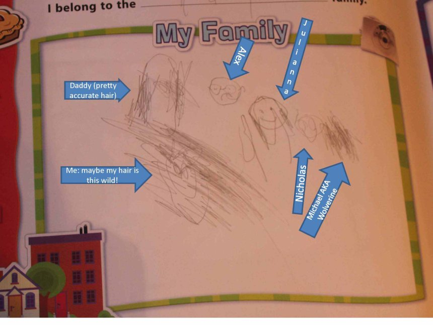 Family According to Julianna