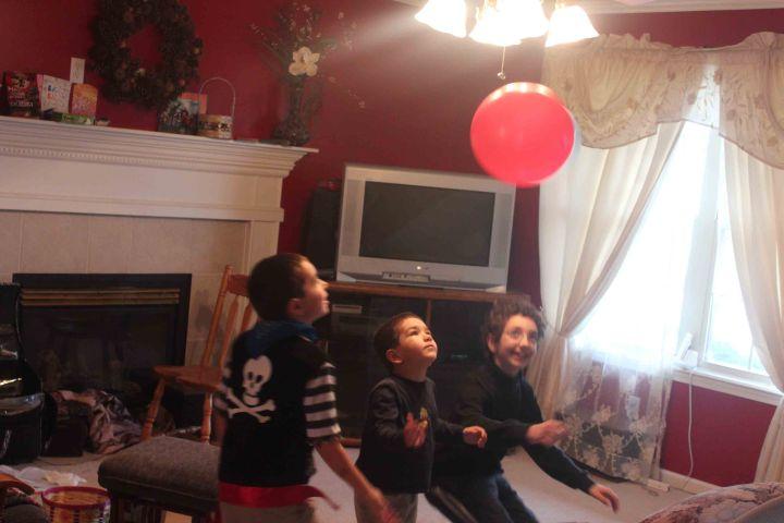 balloon war