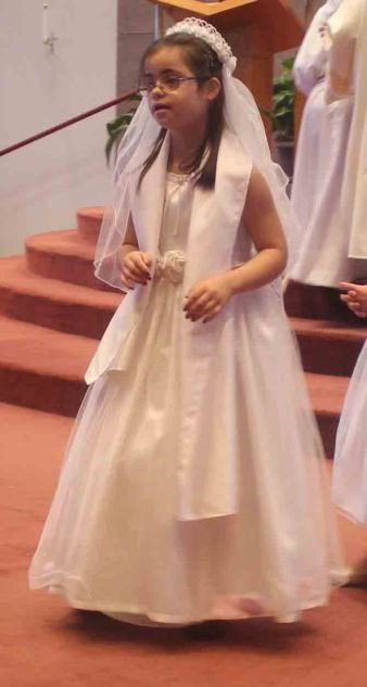 Blog J First Communion