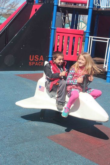 Space Shuttle Kids
