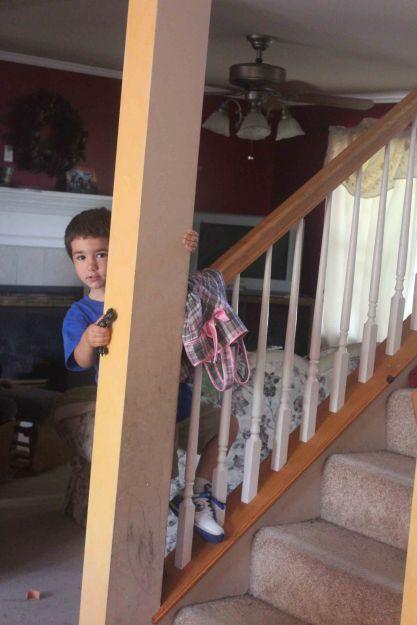 Stair Crawler