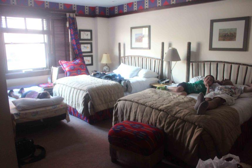 blog hotel room