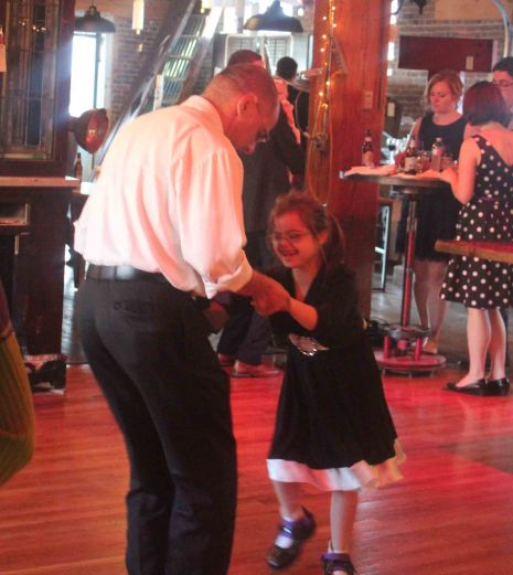 blog wedding daddy dance