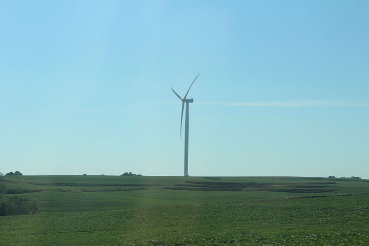 Wind Farm Solo