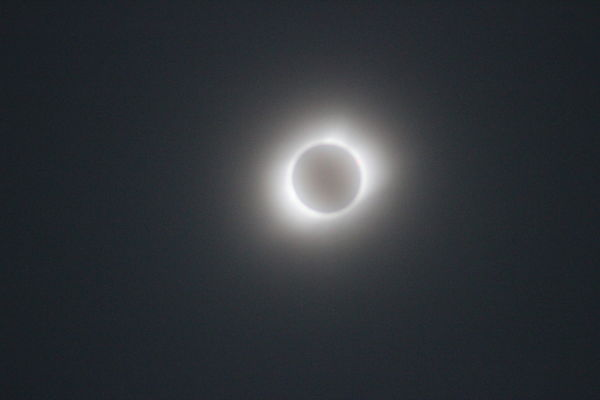 Eclipse 10 totality