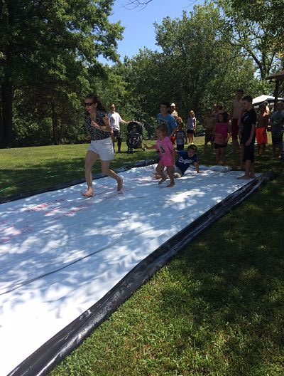 Eclipse 3 slip n slide