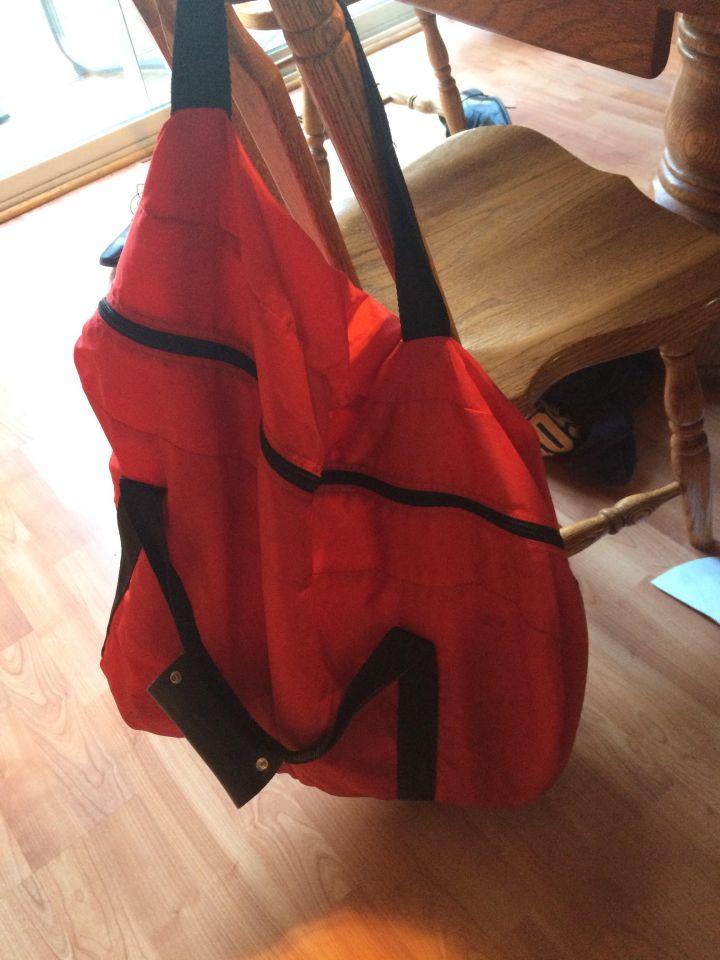track bag