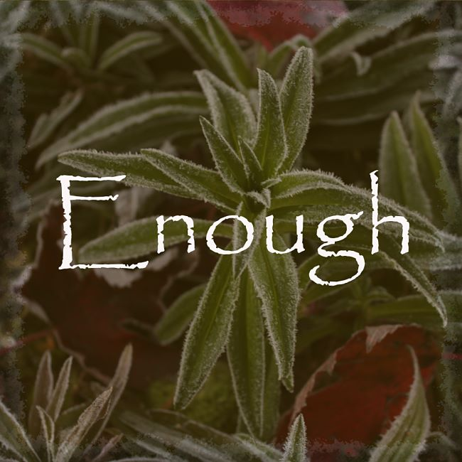 Enough - resize